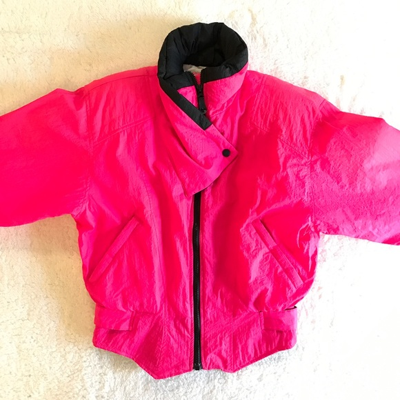 3f39035ec7 90 s Vintage Obermeyer Ski Jacket. M 5a42b7775512fd7fbf064999. Other Jackets    Coats ...